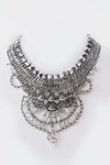 Alina Metal Statement Necklace