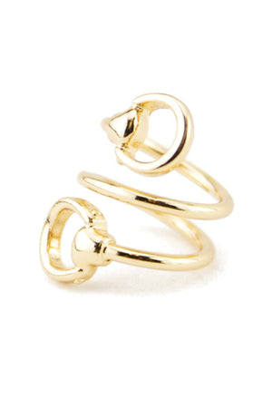 SWIRL JUMP ROPE RING - Haute & Rebellious