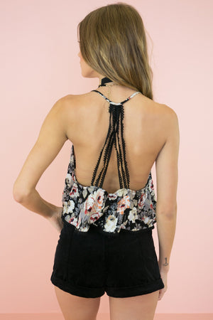 Flower Dream Flowy Blouse - Haute & Rebellious