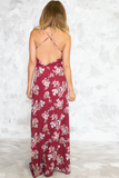 Be There Floral Maxi Dress