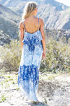Hyaan Ruffle Maxi Dress - Haute & Rebellious