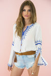 Tassel The Belt - Camel - Haute & Rebellious