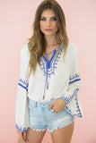 Pala Embroidered Tunic