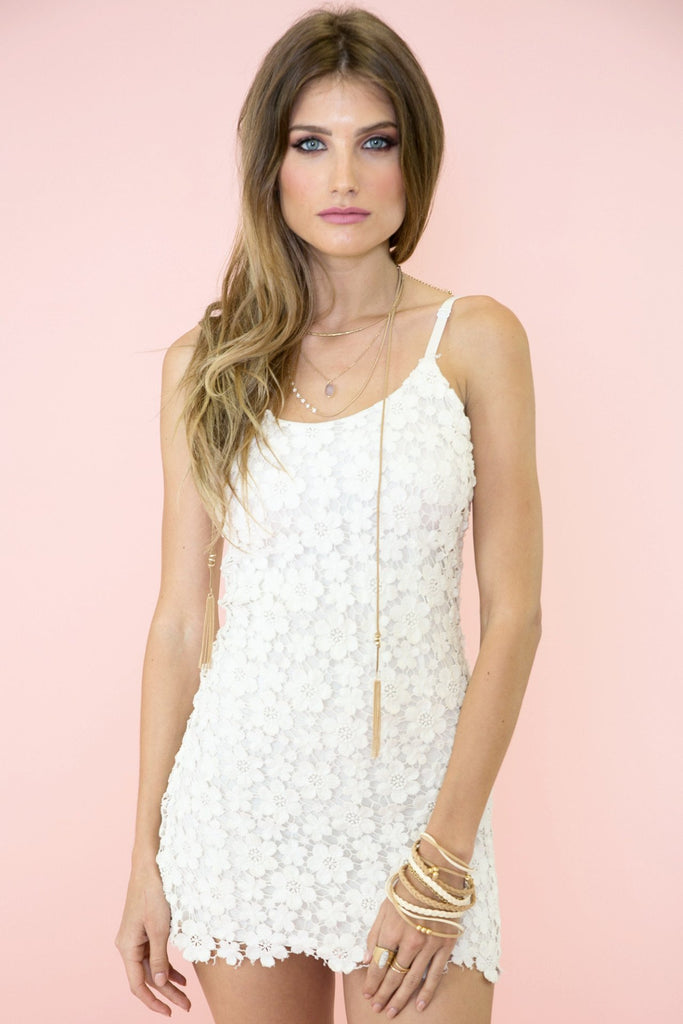 Lenno Lace Dress