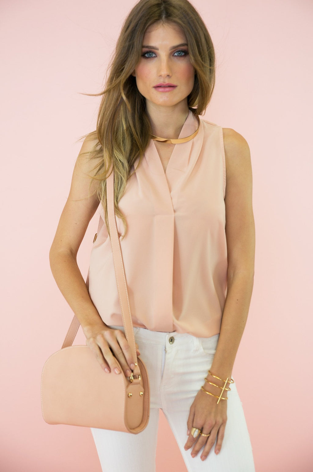Blush Me Blouse - Haute & Rebellious