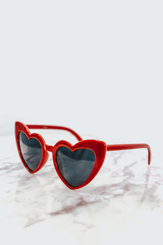 Celina Cutout Shades - Black