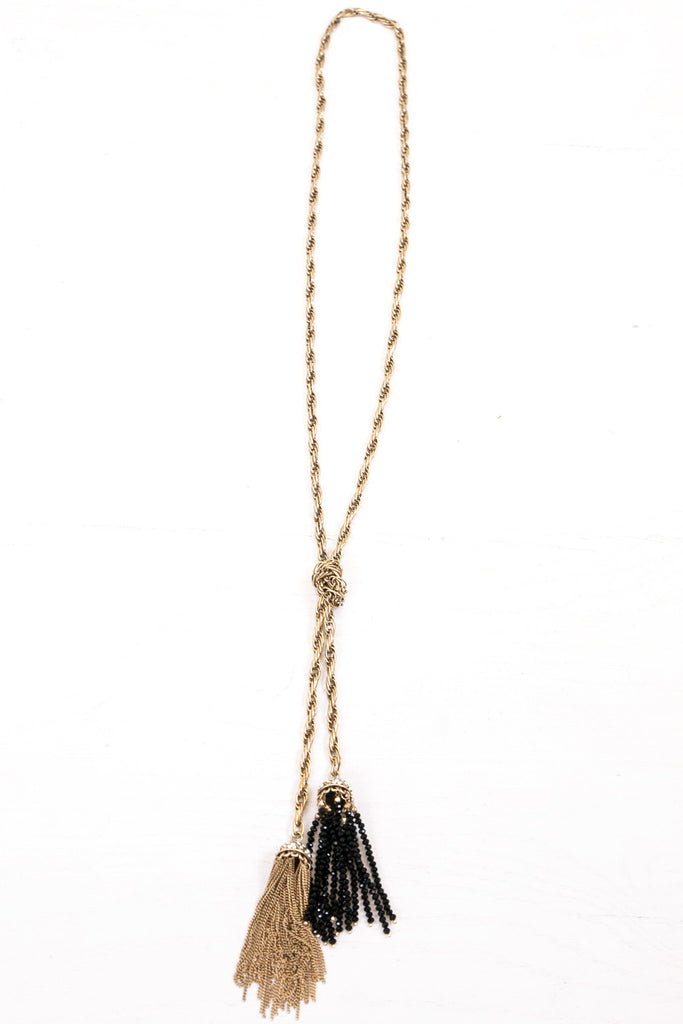 Terah Tassle Long Necklace