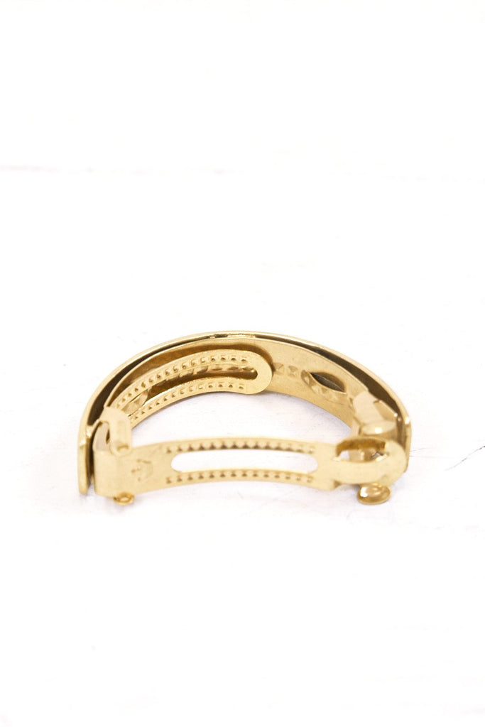 Alika Gold Hair Clip