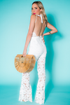 Field of Dreams Jumpsuit - White - Haute & Rebellious