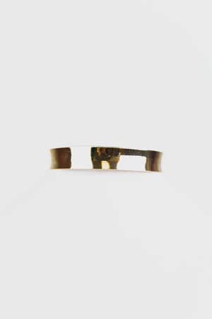Gold Plated Choker - Haute & Rebellious