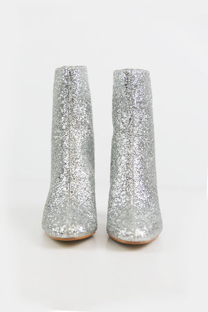 Sparkle & Shine Ankle Booties - Haute & Rebellious