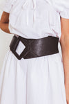 Statement Belt - Black
