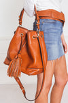 Bucket Bag - Camel