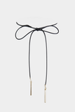 Tie The Bow Petite Choker - Haute & Rebellious