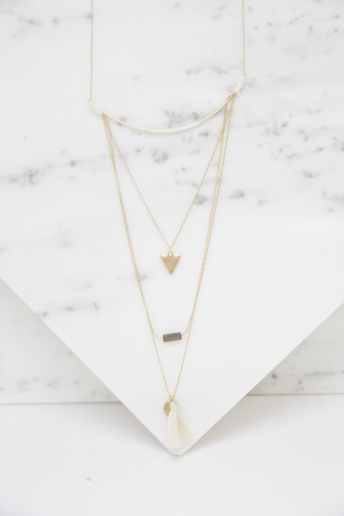 Nartz Layered Necklace
