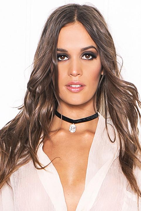 Isis Choker Pendant Necklace - Haute & Rebellious