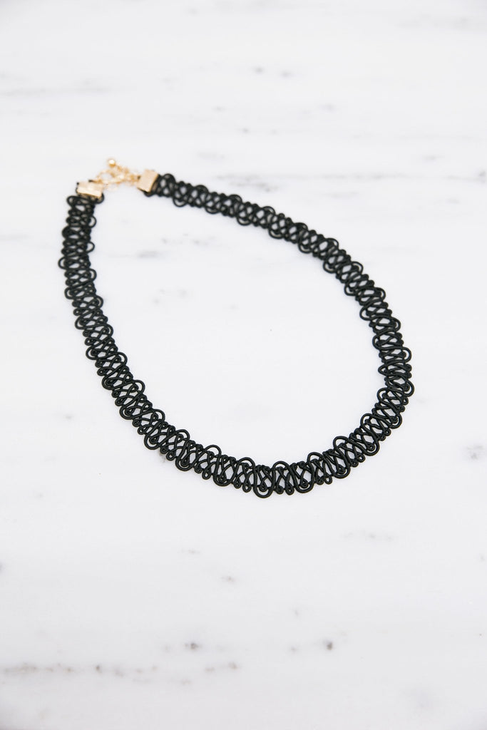Lace Chocker