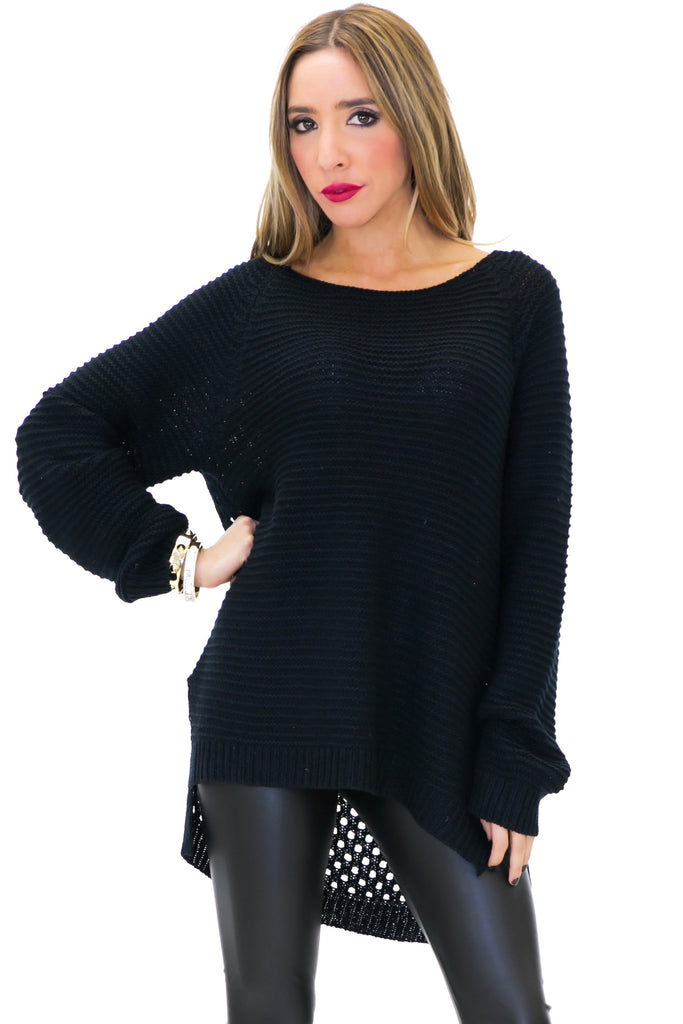 SAMSON KNIT SWEATER