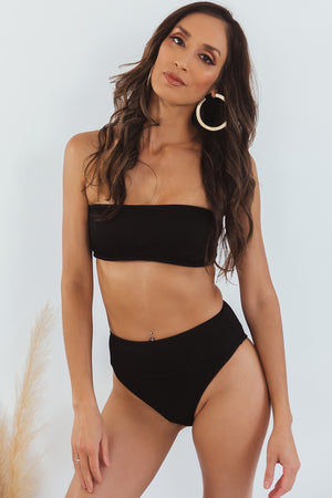 Girl out of Town High Waisted Swimsuit