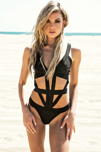 Lidia Bandage Swimsuit - Haute & Rebellious