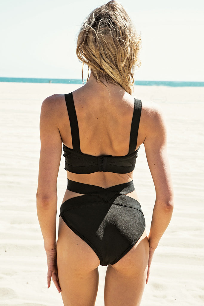 Lidia Bandage Swimsuit