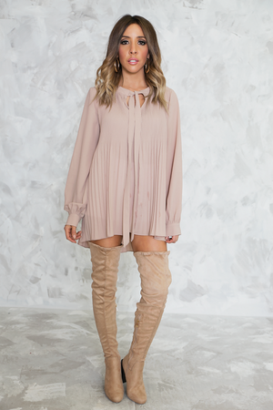 Don't Make Me Blush Blouse /// ONLY 1-S LEFT/// - Haute & Rebellious