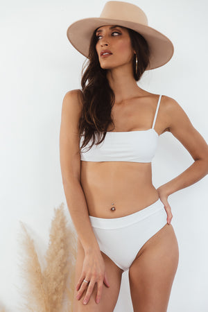Sophia High Waisted Swimsuit