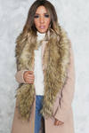 On Top Faux Fur Scarf - Haute & Rebellious