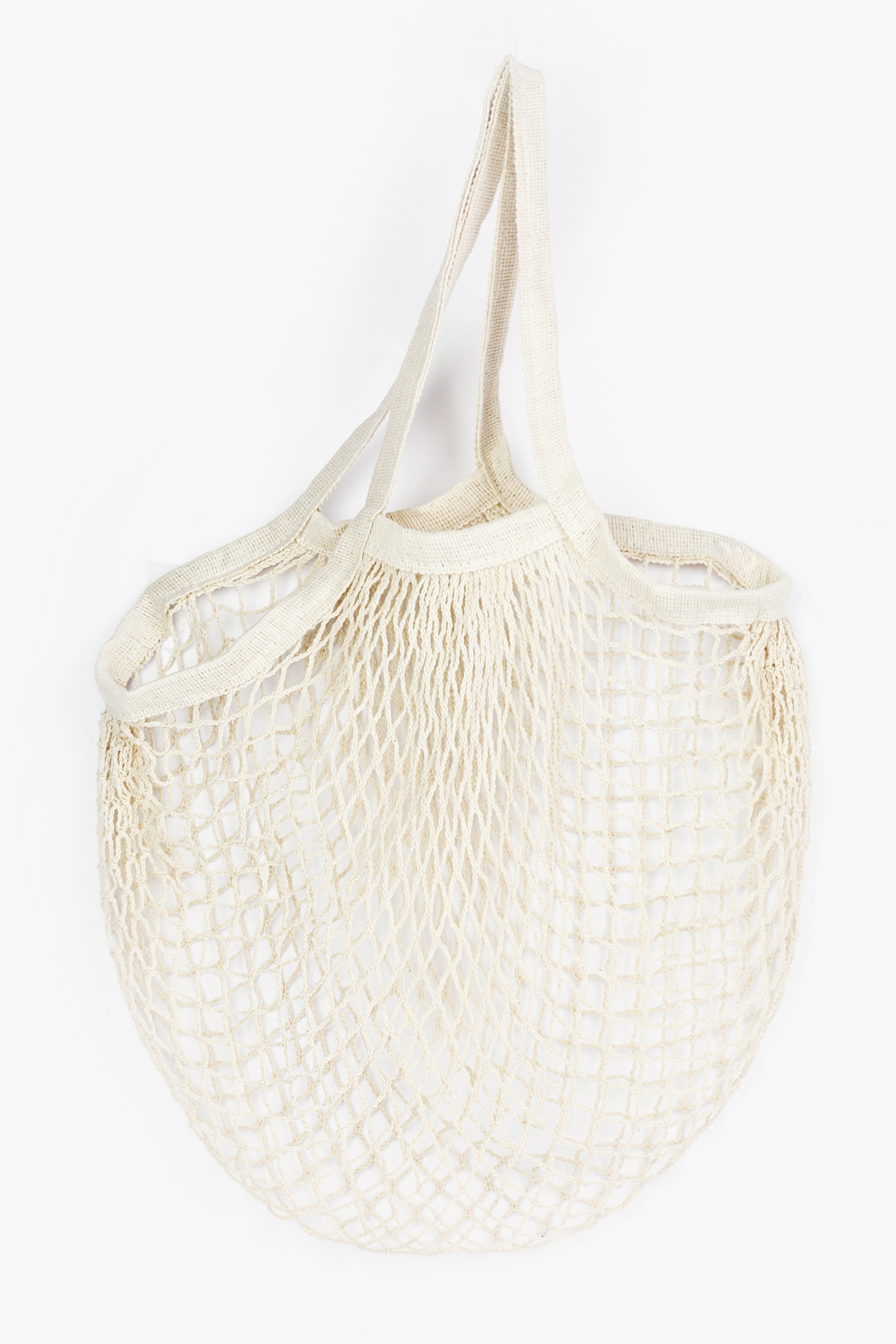 Cant Be Without You Net Beach Bag - Ivory - Haute & Rebellious