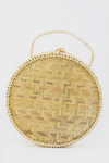 Circle Straw Basket Bag - Haute & Rebellious