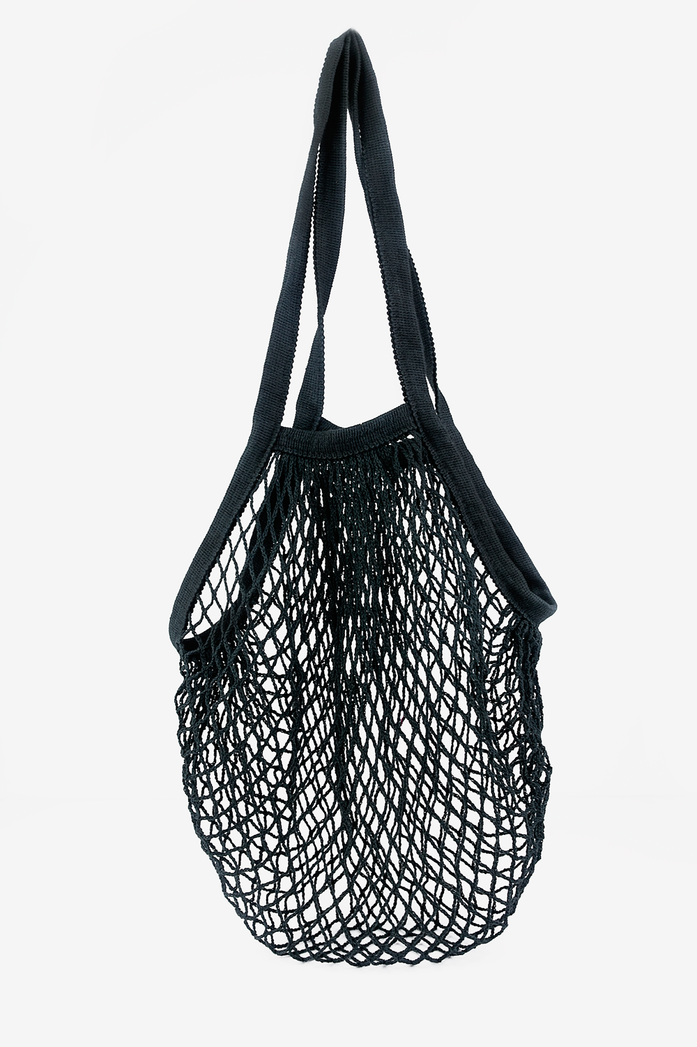 Cant Be Without You Net Beach Bag - Black - Haute & Rebellious