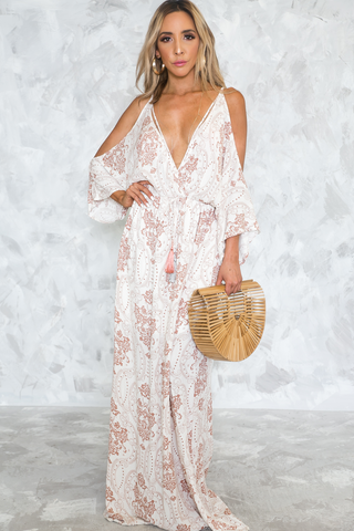 Lana Cochet Fringe Dress
