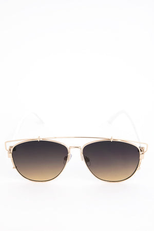 Amelia Aviator Shades - Gold - Haute & Rebellious