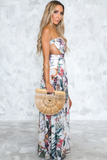 Can't Stop This Feeling Slit Maxi Dress - Haute & Rebellious