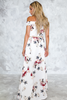 Get Away Off-Shoulder Maxi Dress - Haute & Rebellious