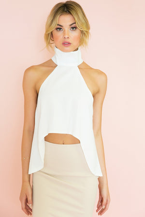 Hold Me Down Modern Top - Haute & Rebellious