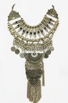 Oh My Statement Necklace - Gold - Haute & Rebellious