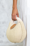 Round Hard Basket Bag - Haute & Rebellious
