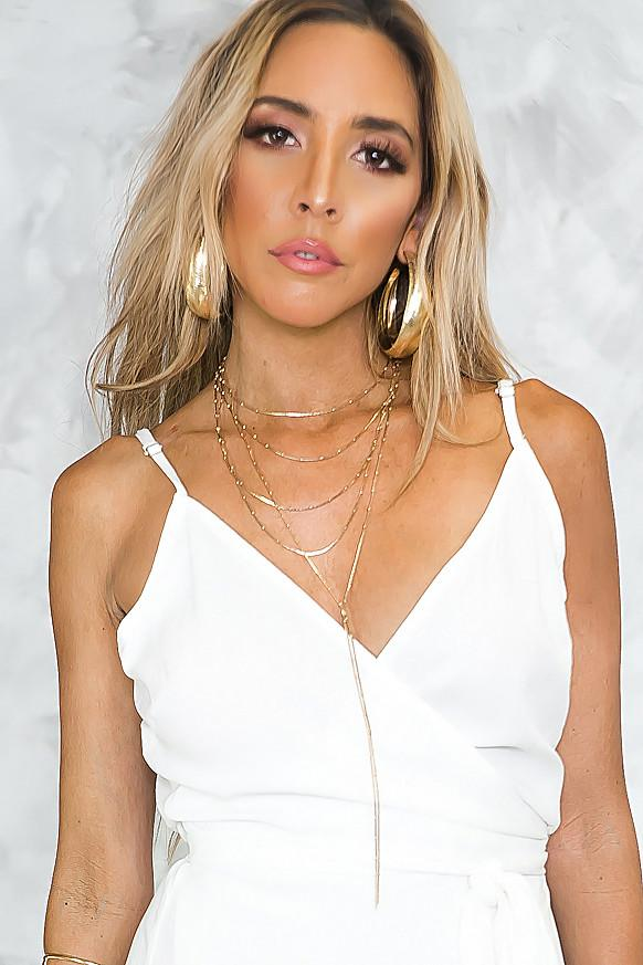 Double Trouble Layered Necklace - Haute & Rebellious