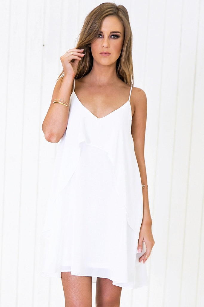 Malli Soft Layer Dress