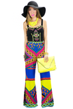 BELL TRIBAL PALAZZO PANT
