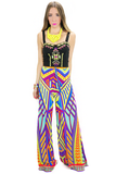 NATIVA TRIBAL PRINT PANTS