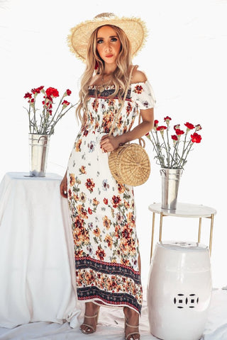 Alayah Linen Sun Dress /// Only 1-M Left ///