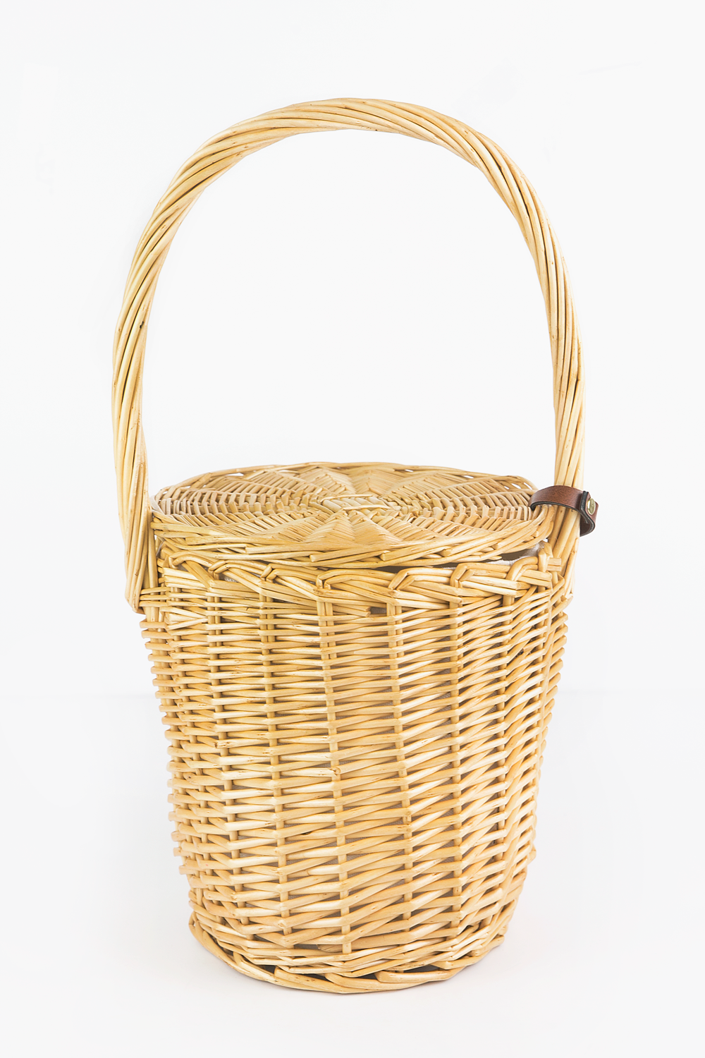 Burkin Small Handle Basket Bag - Haute & Rebellious