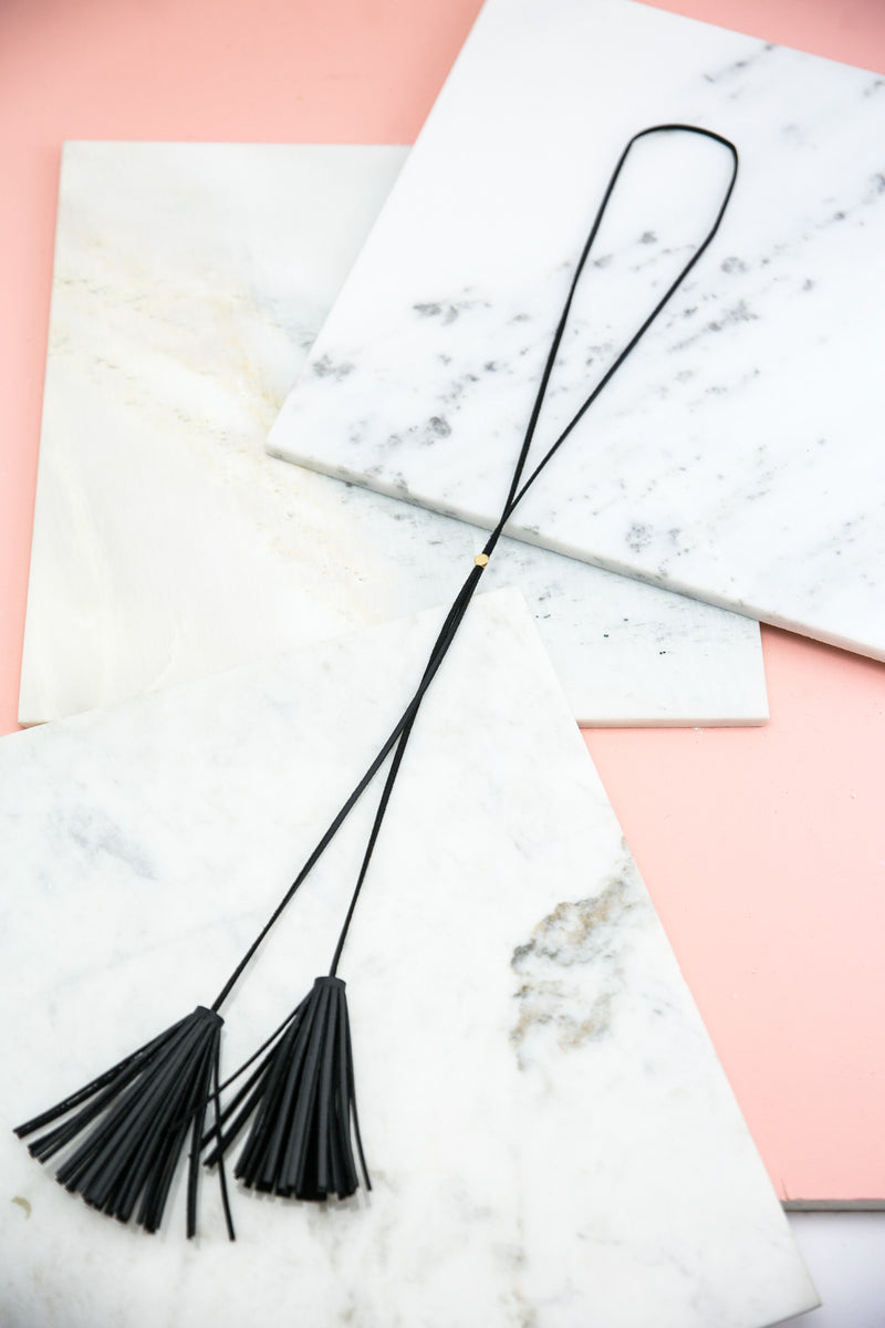 Tassel Crazy Chocker - Haute & Rebellious