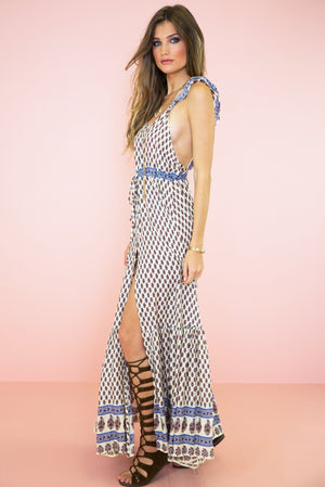 Marraca Maxi Dress - Haute & Rebellious