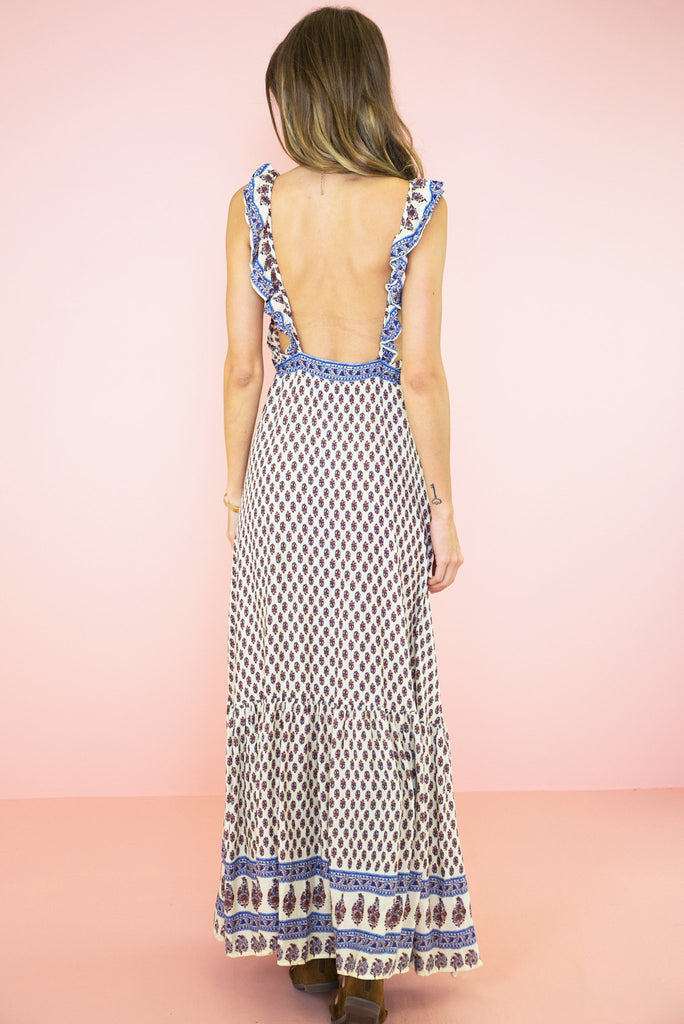 Marraca Maxi Dress