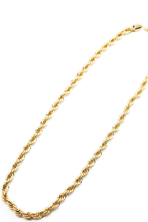 Lyla Long Rope Necklace - Haute & Rebellious