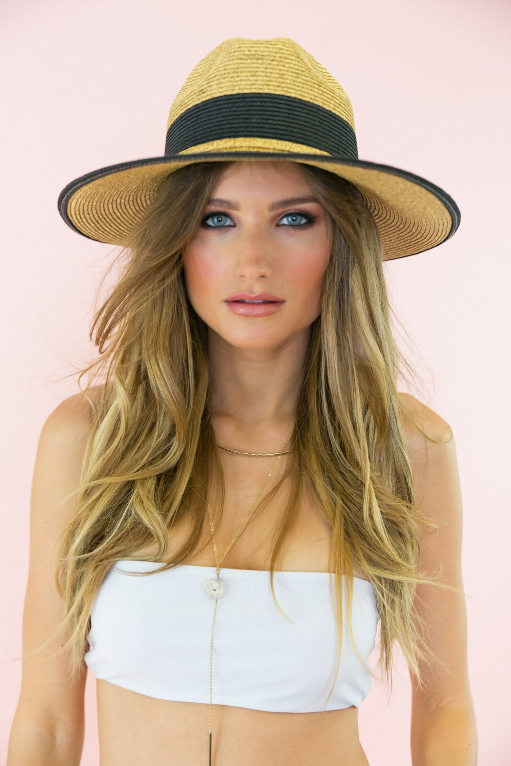 Karina Straw Hat - Haute & Rebellious