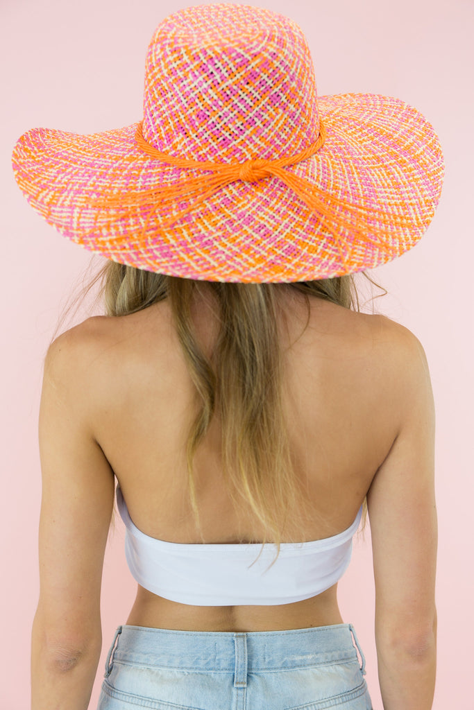Sunset Park Straw Hat